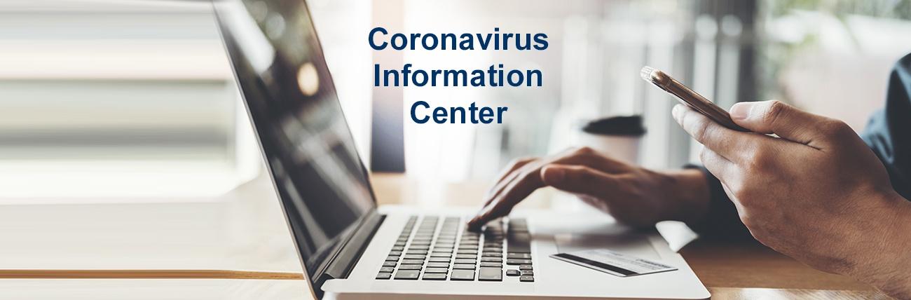 Coronavirus Information Center