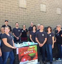 VSECU Donates $40,000 to VT Foodbank