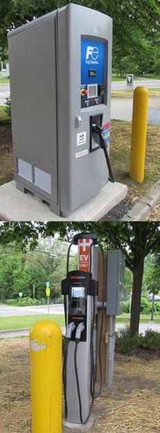Ev stations